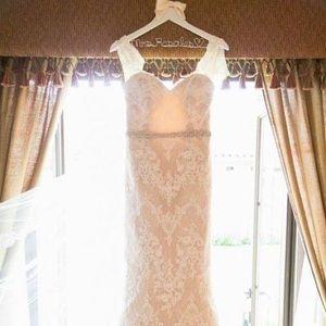 Marisa Bridals 953 Wedding Dress